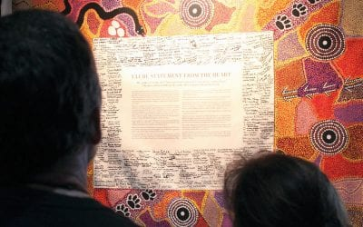 VOICE. TREATY. TRUTH. NAIDOC week 2019